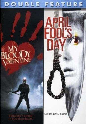 80s Horror Valentine Cards