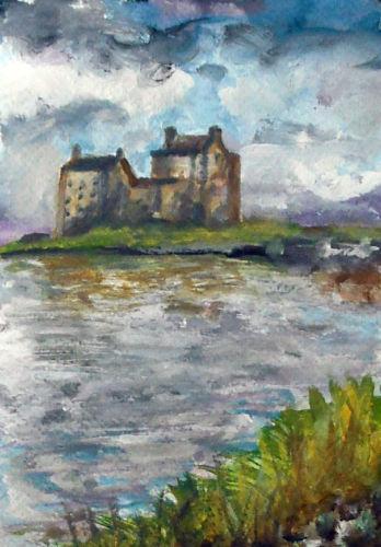 Watercolour Paintings EBay