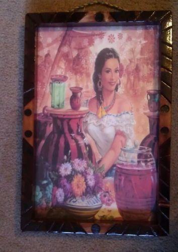 Mexican Framed Art EBay
