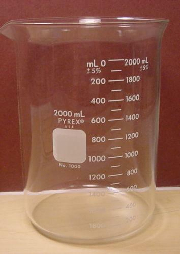 Glass Measuring Beaker | eBay