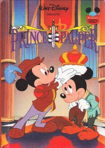 Disney Prince Pauper Books EBay
