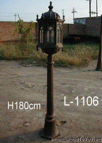Solar Carriage Lights