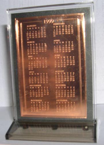 Franklin Mint Calendar EBay