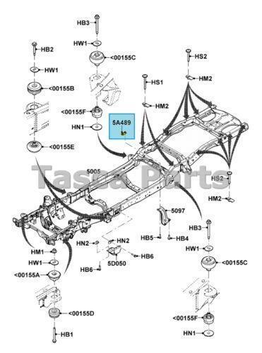 Ford Ranger Frame: Car & Truck Parts   eBay
