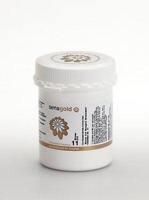 Schuessler Salz Nr. 11 - Silicea D12 - 1000 Tabletten, glutenfrei