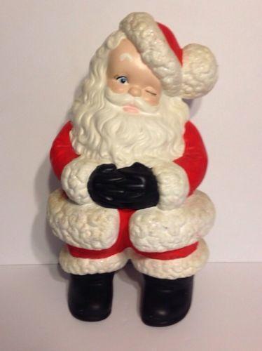 Claus Figurines Santa Decorations