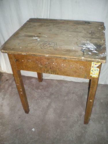 Childrens School Desk EBay