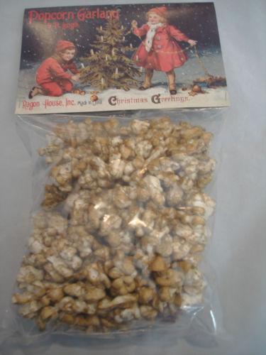 Popcorn Garland EBay