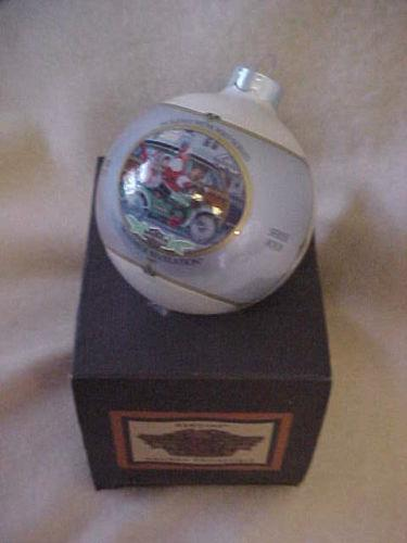 Harley Davidson Christmas Ornaments EBay