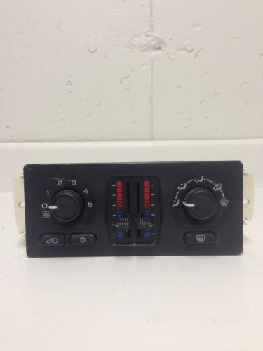 Silverado Climate Control   eBay