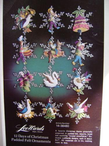 Snowflake Kits Beaded Ornament