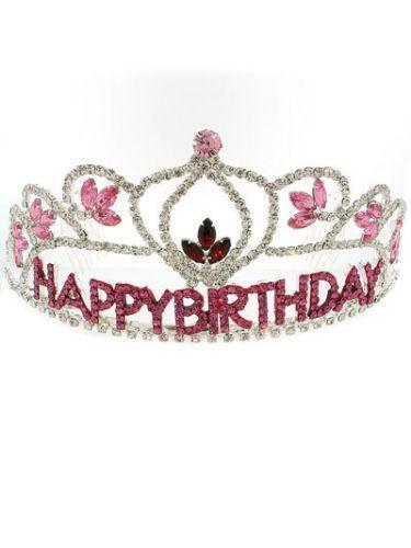 Birthday Tiara EBay