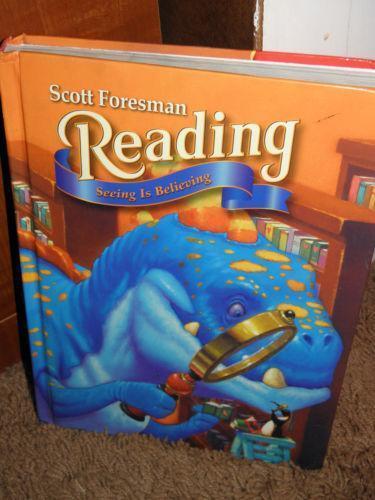 Kindergarten Foresman Scott Books Reading