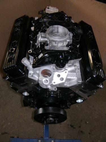 Rebuilt Chevy 350 Engines