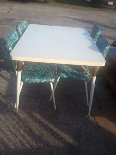 Table Set Patio Metal