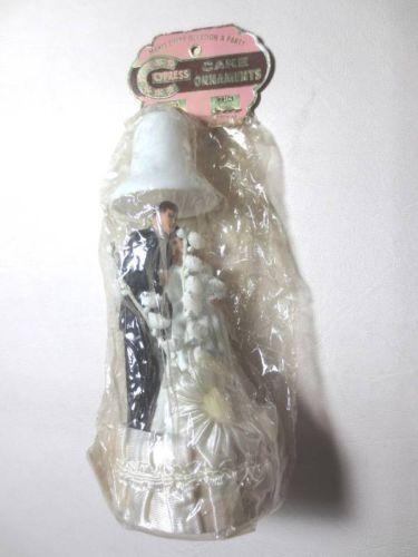1950s Vintage Wedding Cake Toppers EBay