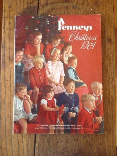 JCPenney Christmas Catalogs EBay