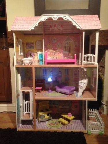 Barbie Doll Houses Ebay