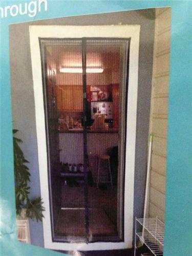 Screen Door Curtain EBay