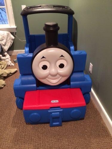 Thomas The Train Toddler Bed Ebay