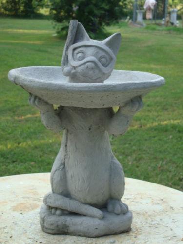 Cement Bird Bath Ebay