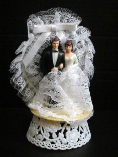 1960s Wedding Cake Topper EBay
