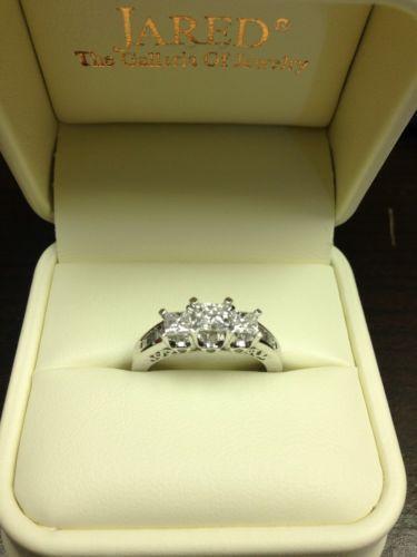 Jared Engagement Ring EBay