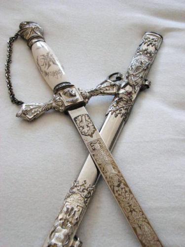 Knights Of Columbus Sword Identification