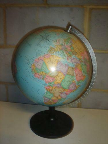 World Globe EBay