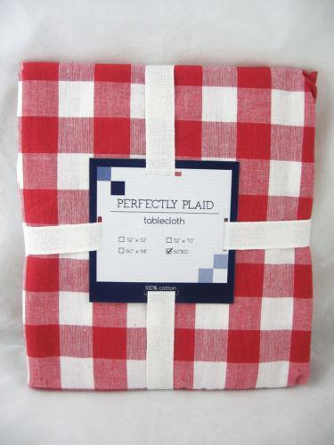 Round Tablecloth 60 Cotton Ebay