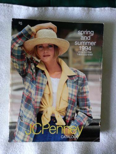 JCPenney Catalog EBay