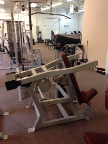 Shoulder Press Strength Training Ebay