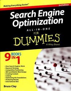 Search Engine Optimization All-in-One For Dummies-ExLibr