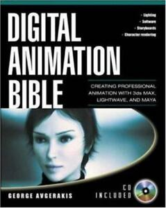 Digital Animation Bible: Creating Professional Animation with 3ds Max-ExLibrary
