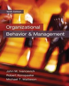 Organizational Behavior and Management by Robert Konopaske  John M       res content global inflow inflowcomponent technicalissues