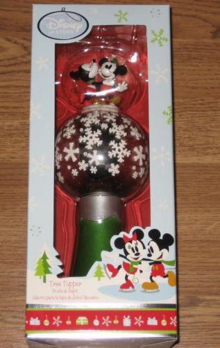 Walt Disney Mickey Mouse Tree Topper