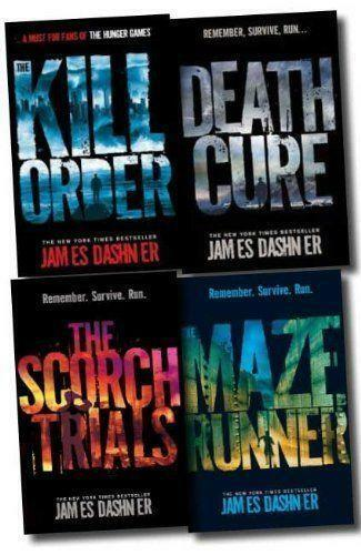 The Maze Runner Childrens Amp Young Adults EBay