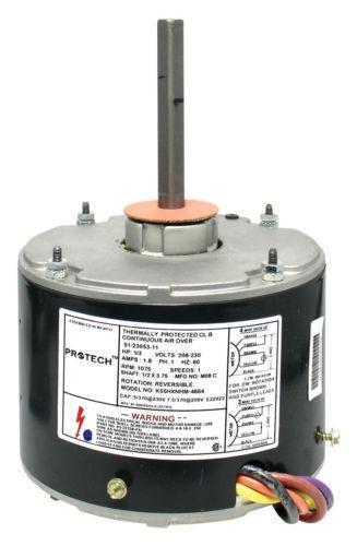 Motor Air Emerson Compressor Lr63596