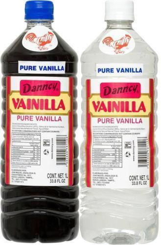 Mexican Clear Vanilla Pure