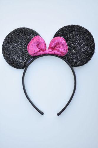 Minnie Mouse Led Light Shoes