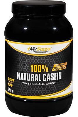 (29,99 ? / kg) My Supps 100% Natural Casein - 750g