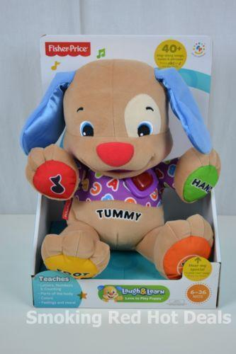 Price Fisher Talking Are Toys Dog Musical Us Price Learning Puppy