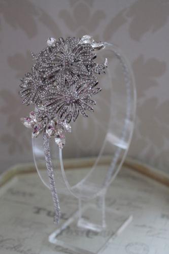 Vintage Bridal Headdress EBay