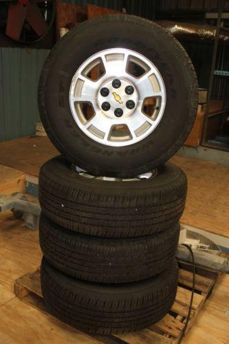 Chevy Tires 17 Truck