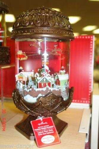 Hallmark Snow Globe EBay