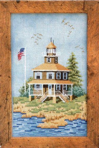 Lighthouse Cross Stitch Patterns EBay