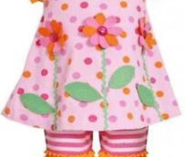 Girls Boutique Clothing Size T