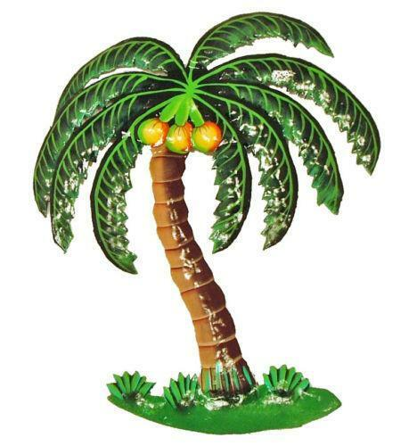 Palm Tree Metal Art EBay