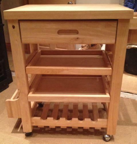 Image Result For Kitchen Trolley Furniture