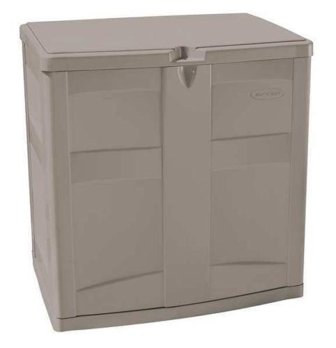 Suncast Outdoor Storage Ebay